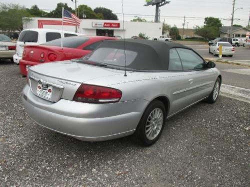used chrysler sebring 39 05 convertible in west fl under. Black Bedroom Furniture Sets. Home Design Ideas