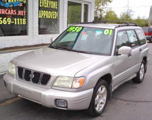 Cheap Awd Suv Under 1k In Nh Subaru Forester S 2001