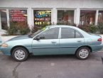 1999 Ford Escort (Teal)