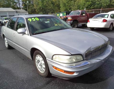 Car At Wholesale Price Under 500 Buick Park Avenue