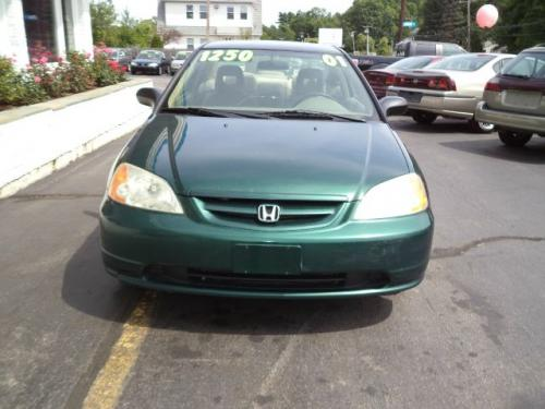 Dirt Cheap Honda Civic LX 2001 Coupe Under $1000 in NH ...