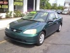 2001 Honda Civic (Dark Green)