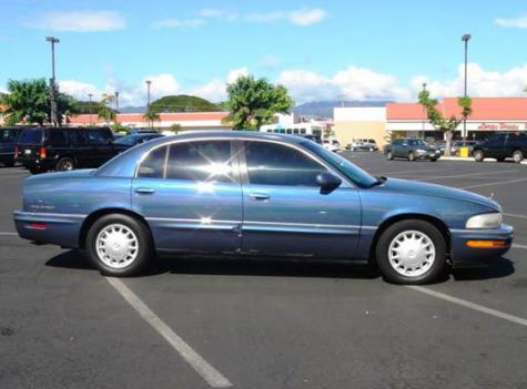 1997 Buick Park Avenue Used Car In Hawaii Under 3k Low