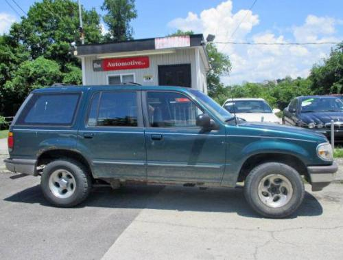 Dirt Cheap SUV in PA $500 - $1000 (Ford Explorer XL 1997) - Autopten.com
