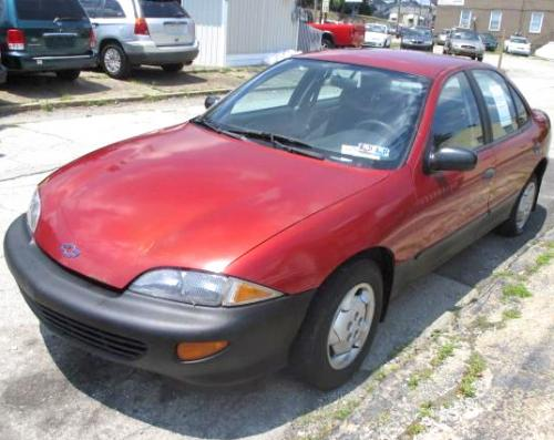 Bmw Dealers In Pa >> Cheap Used Car $1000 or Less in PA (Chevy Cavalier 1995) - Autopten.com
