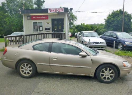 Car For Sale Under 800 In Pennsylvania Chrysler Sebring