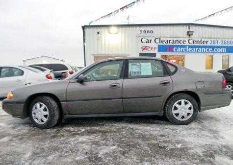 Used Car Around 1000 1500 In Mn 2001 Chevrolet Impala