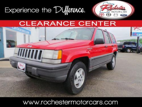 Cheap Jeep Grand Cherokee Se 94 Suv Under 1000 In Mn