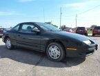 1995 Saturn SC (Dark Green)