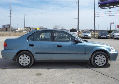 Used Honda Civic Lx 00 Under 1500 In Rochester Mn 1