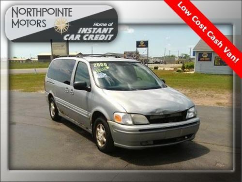 Cheap Minivan 500 1000 In Mi Oldsmobile Silhouette 2000