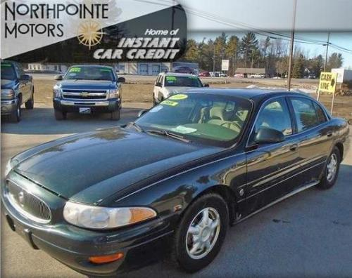 Local Car Dealers >> Cheap Car For Sale Under $1000 in MI (Buick LeSabre Custom '01) - Autopten.com