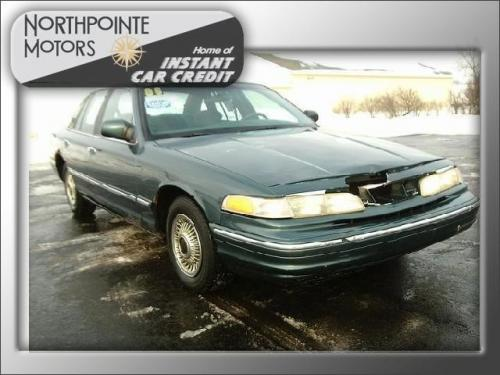 Cheap Ford Crown Victoria 1996 Around 1000 In Michigan