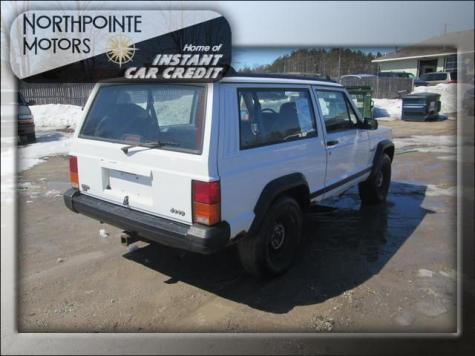 Cheap Jeep Cherokee 95 4x4 Suv Around 1000 In Michigan