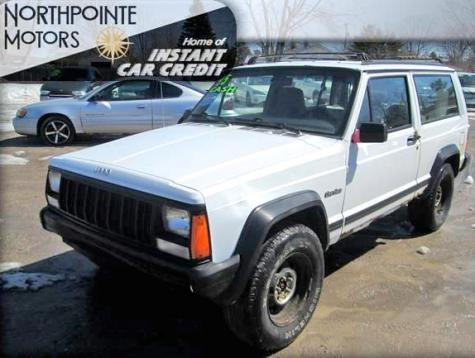 Cheap Jeep Cherokee 95 4x4 Suv Around 1000 In Michigan