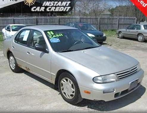 dirt cheap car for 500 or less in mi nissan altima gxe 96 autopten com nissan altima gxe 96