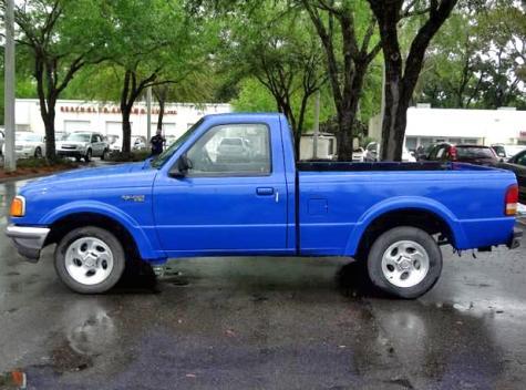 Cheap Pickup Truck Under 1k In Fl 1993 Ford Ranger Xlt
