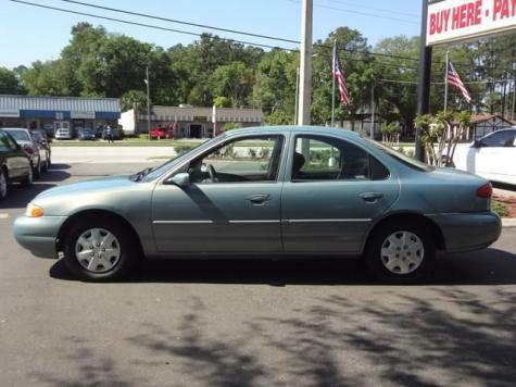 Ford Contour '96 - Cheap Car Under $1000 in Jacksonville ...