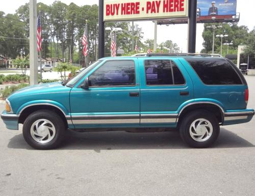 Nice Suv For Cheap In Fl Under 1000 Chevy Blazer Lt 95