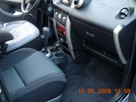 Scion Xa Hatchback. Gray Scion xA thumbnail