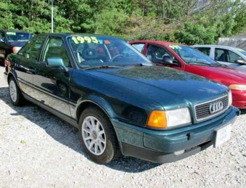 1995 Audi 90 Luxury Car Under 1000 In Nh Near Manchester