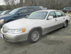 2002 Lincoln TownCar in New Hampshire