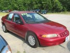 1997 Plymouth Breeze (Red)