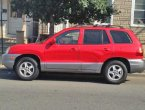 2004 Hyundai Santa Fe under $4000 in New Jersey