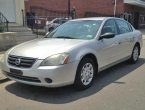 2002 Nissan Altima in New Jersey