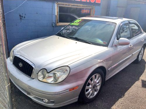 2003 Hyundai Sonata Sedan For Sale In Elizabeth Nj Under