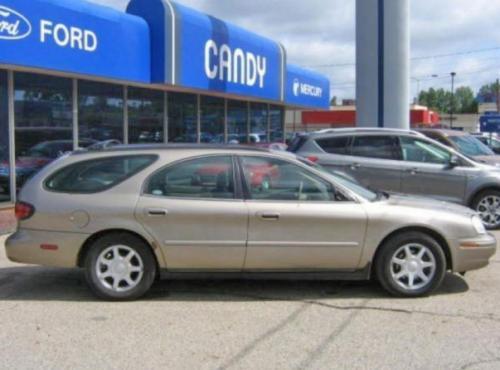 Car For Sale $500-$1000 In MI (Mercury Sable GS Wagon '03