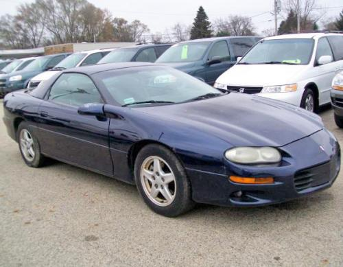 Honda Dealers Illinois >> Cheap Chevy Camaro '98 For Sale Under $1000 in Illinois ...