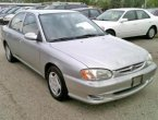 2001 KIA Sephia was SOLD for only $991...!