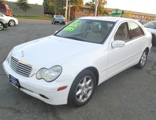 cheap mercedes benz c320 sacramento ca under 5000