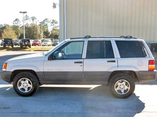 Jeep Grand Cherokee 96 Suv Under 1000 In West Fl Ft