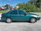 1998 Ford Escort (Green)