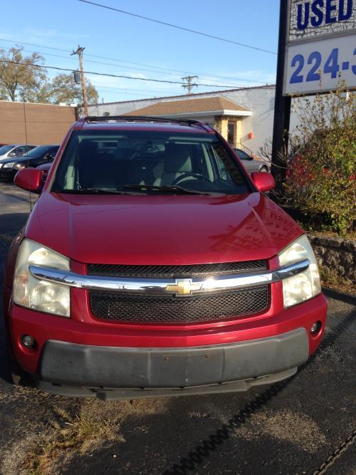 2006 Chevrolet Equinox LT For Sale in Dayton OH Under ...