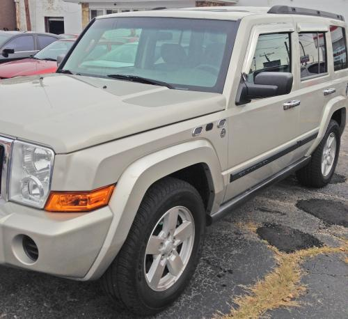 2007 Jeep Commander Sport For Sale In Dayton OH Under