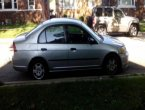 2002 Honda Civic (Silver)
