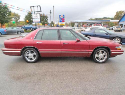 Cheap Buick Park Avenue 96 Under 1k Fort Wayne In