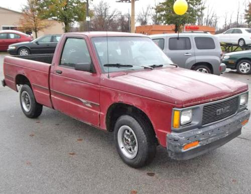 Cheap Pickup Truck in Indiana $500-$1000 (GMC Sonoma '93 ...
