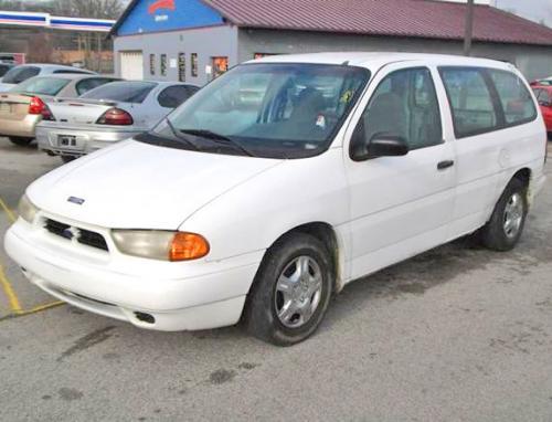 Cheap Cargo Van Under 1000 Indiana Ford Windstar 1998