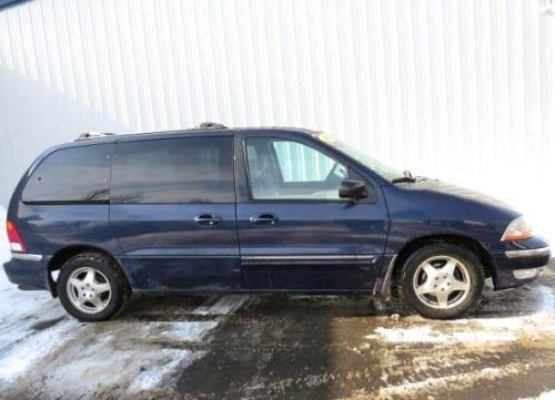 Cheap Minivan In Nh Under 1000 Ford Windstar Se 99