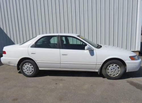 Used Toyota Camry Ce 98 Around 500 In Laconia Nh