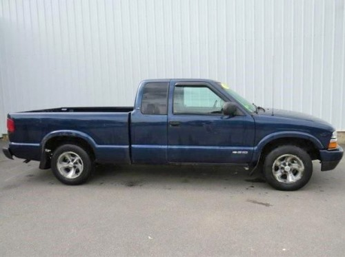 2003 Chevy S 10 Ls Pickup For Sale In Nh Under 800 1000