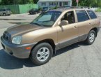 2003 Hyundai Santa Fe under $4000 in New Hampshire