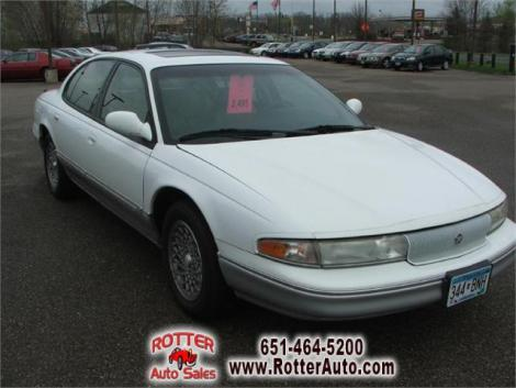Gmc Dealers Mn >> Used 1994 Chrysler LHS Sedan For Sale in MN - Autopten.com