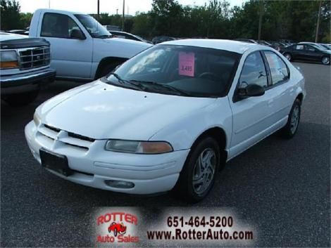 Used Cars For Sale Under 5000 >> 1997 Dodge Stratus ES For Sale in Forest Lake MN Under ...