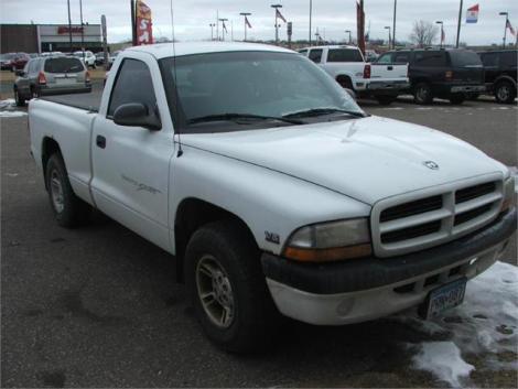 Used 1998 Dodge Dakota Sport Pickup Truck For Sale In Mn