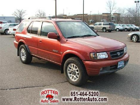 Used 2000 Honda Passport EX SUV For Sale in MN  Autoptencom